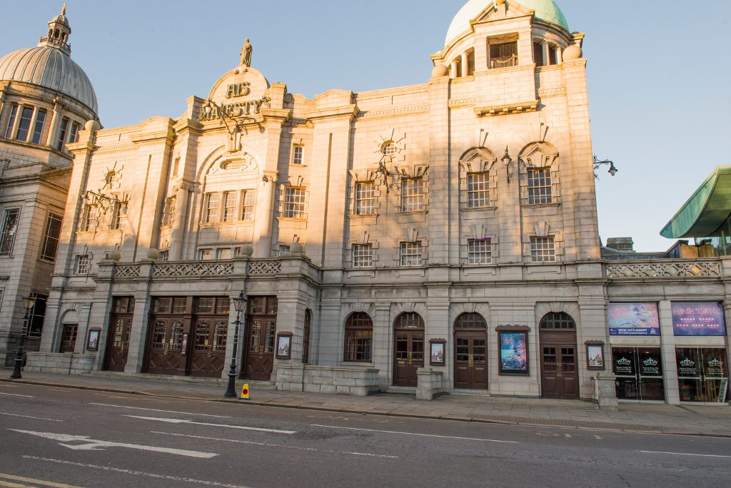 His Majestys Theatre